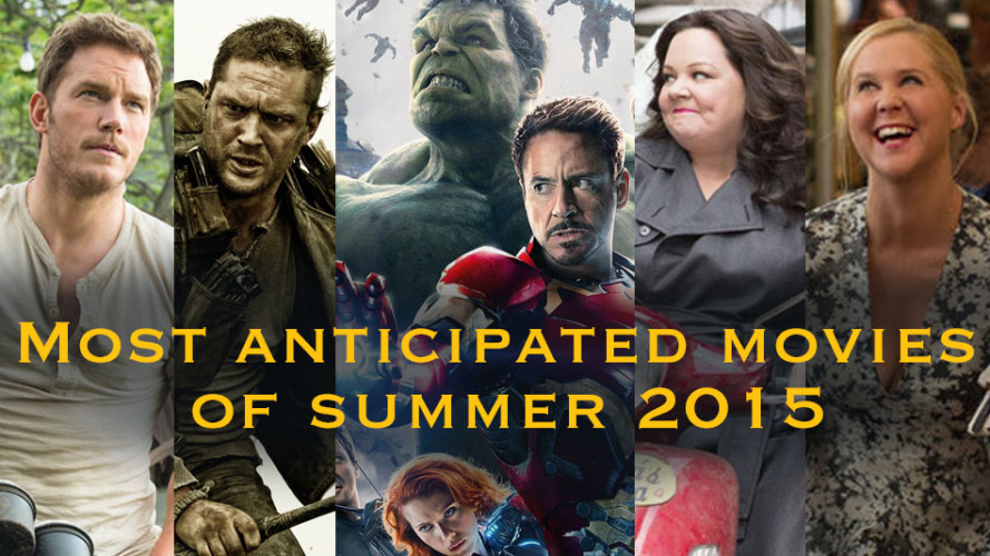 Episode 63: Most Anticipated Movies Of Summer 2015