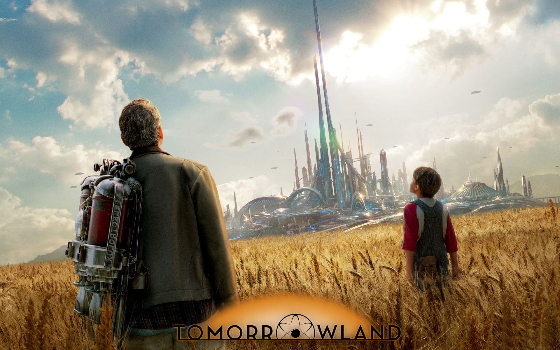 Fighting In The War Room REVIEW Tomorrowland